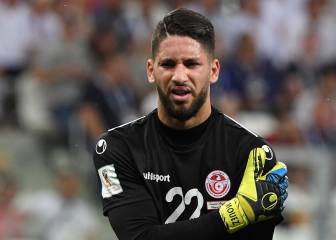 Tunisia keeper Hassen out of World Cup after shoulder injury