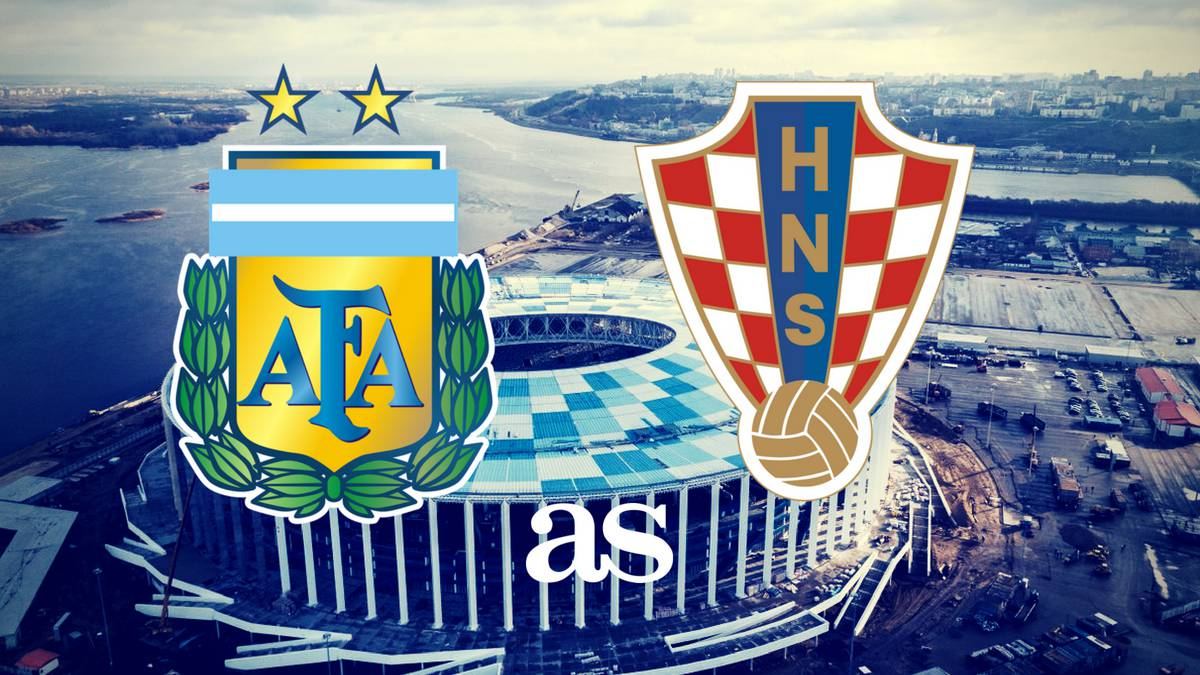 Argentina vs Croatia: how and where to watch: times, TV, online