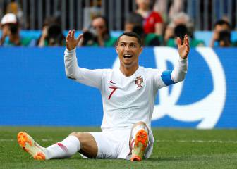 Shades of Euro 2016 as suffering Portugal muddle through