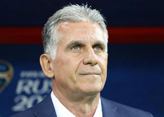 Asia and Africa being left behind - Queiroz