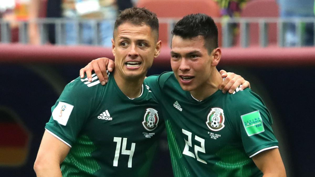 South Korea v Mexico: Germany's conquerors set for role reversal