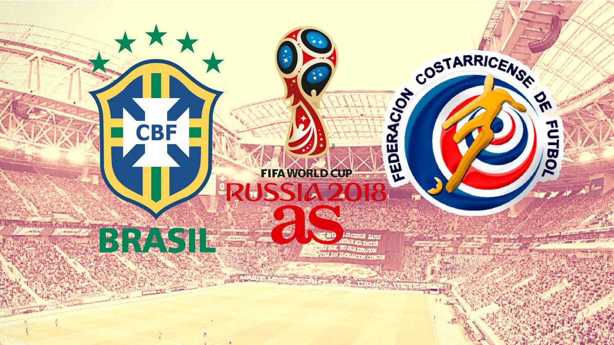 Brazil - Costa Rica: how and where to watch: times, TV, online