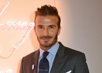 Beckham predicts England -Argentina World Cup final