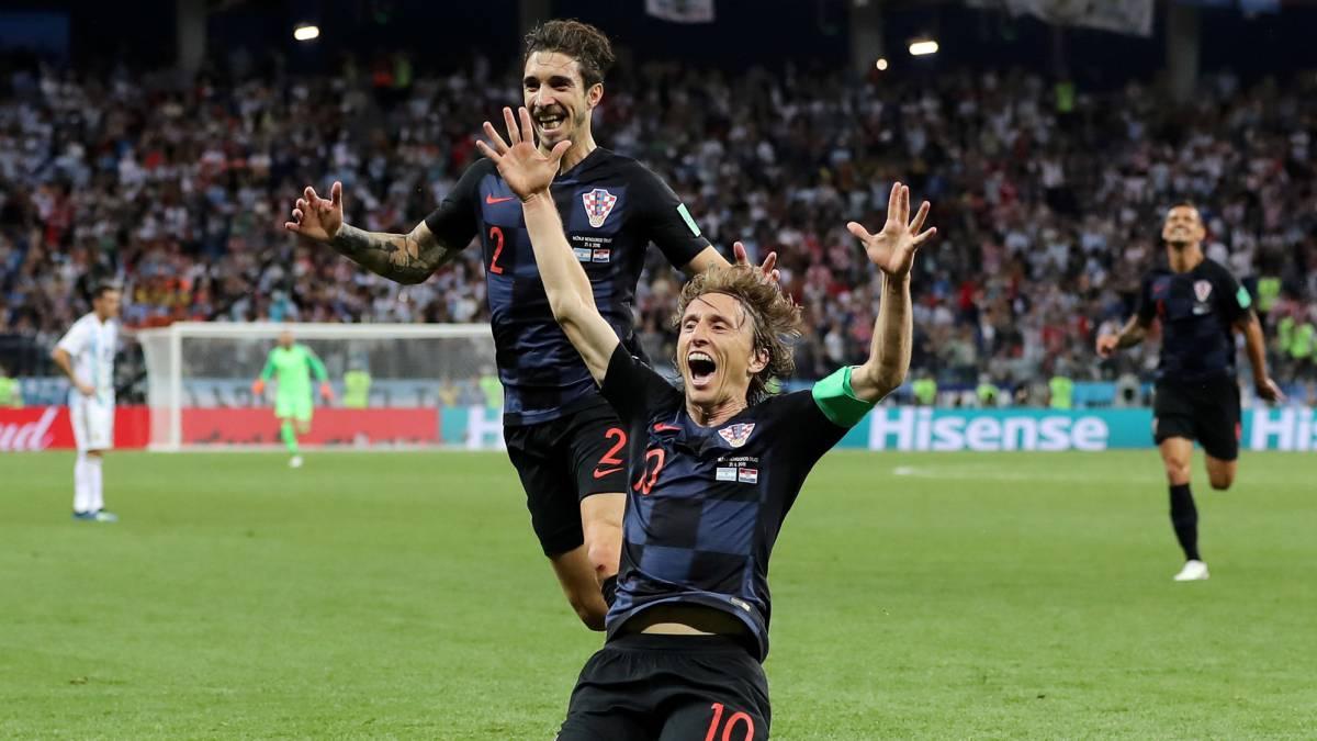 3144ab121 Argentina 0-3 Croatia World Cup Russia 2018: match report - AS.com
