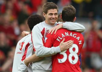 Gerrard brings former Liverpool team-mate Flanagan to Rangers