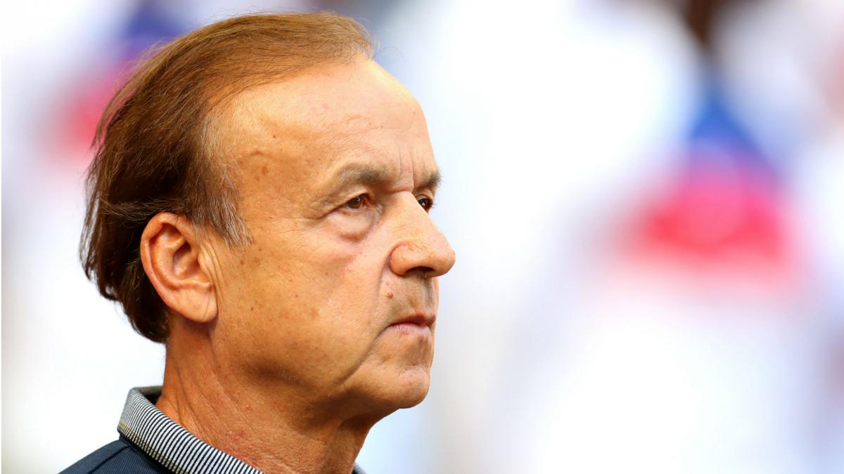 Nigeria's young World Cup squad learning on the job - Rohr