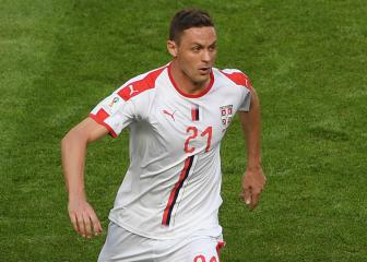 Matic and Serbia ready for 'hellish' Switzerland clash