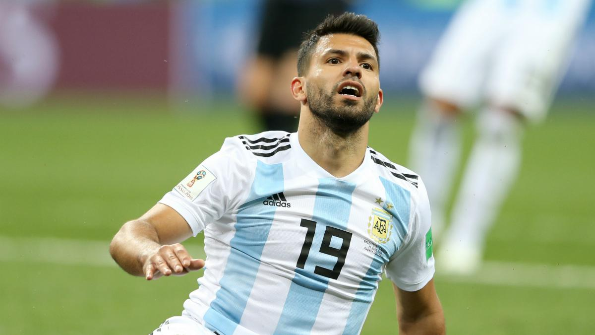 Let Sampaoli say what he wants - Agüero angry at Argentina loss