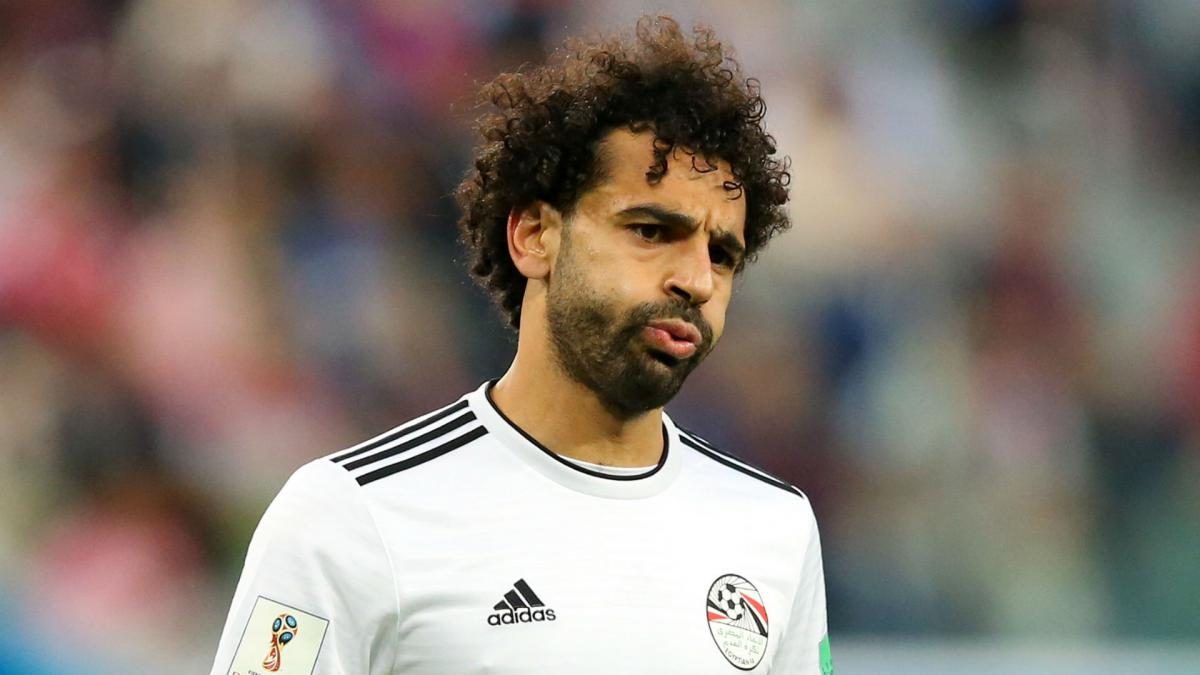 Salah won't leave World Cup, says Egypt FA boss