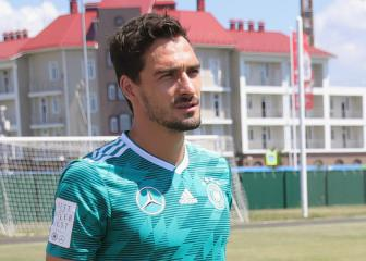 Hummels to miss Germany-Sweden, confirms Low
