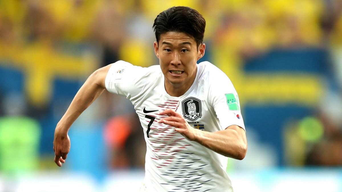 'The best among all Asians', South Korea trust in Son against Mexico