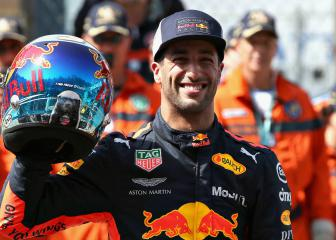McLaren and Renault open to Ricciardo talks