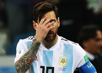 Messi is not a leader, he is no Ronaldo, claims Petit