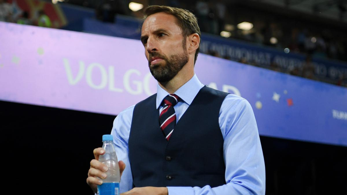 """No drama"" for Southgate after England team sheet leak"