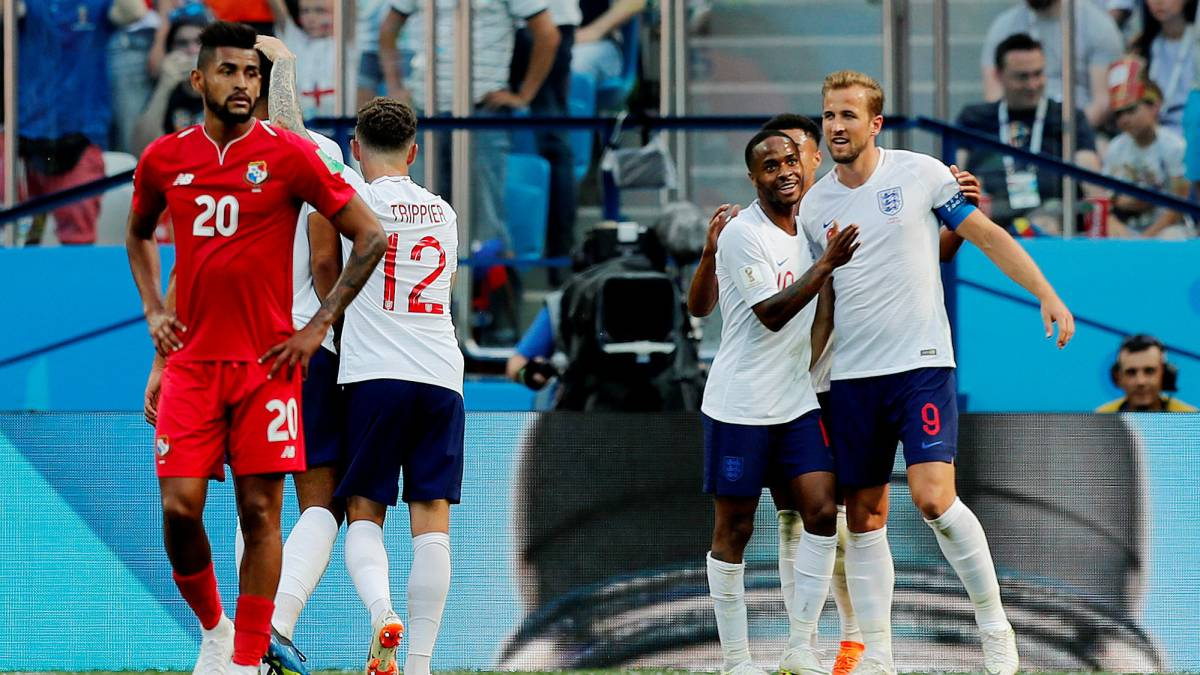 England 6-1 Panama live: World Cup 2018 Russia Group G report