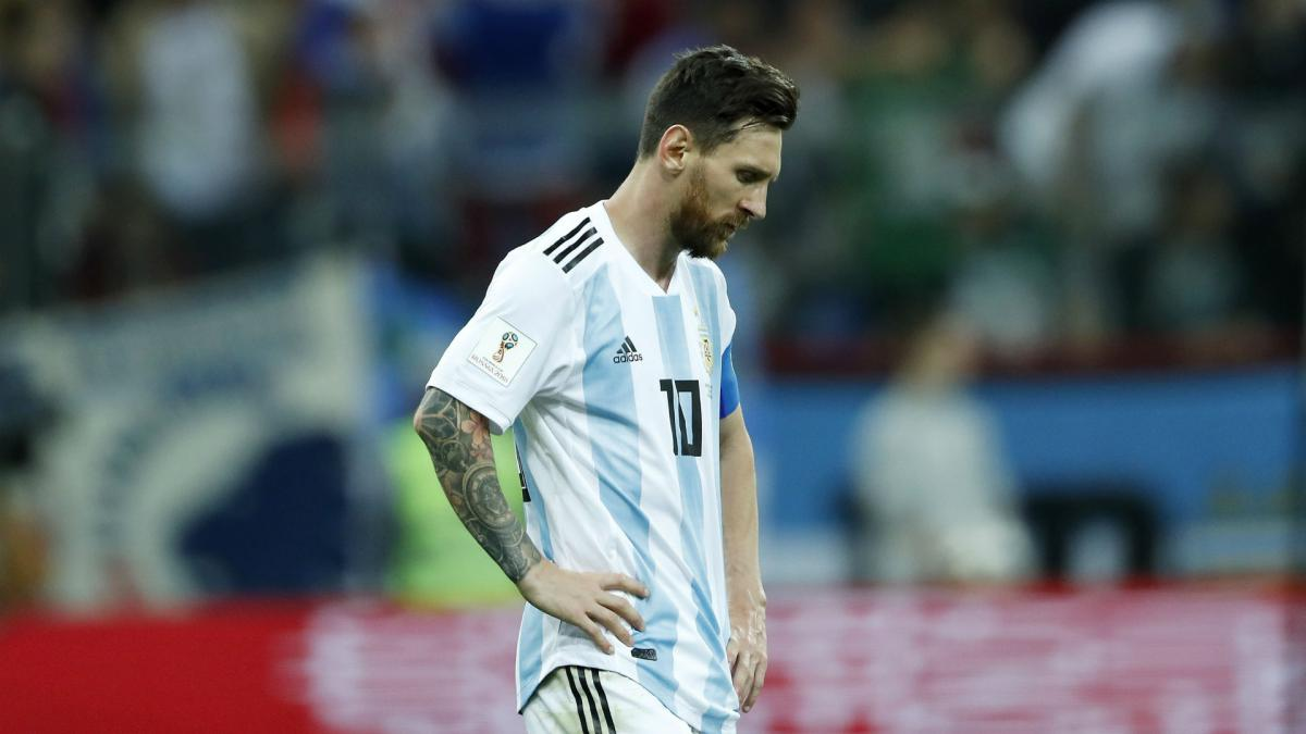 Argentina struggles down to team, not just Messi – Hierro