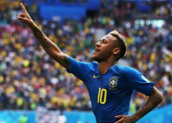 With Neymar back, Brazil are World Cup favourites – Lugano