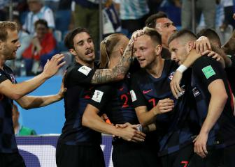 Dalic will rest suspension-risk Croatia stars against Iceland