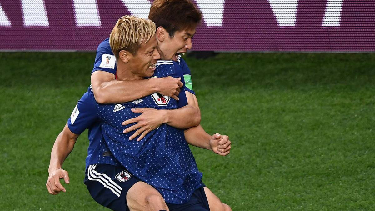 Japan 2-2 Senegal live: World Cup 2018 Russia Group H result, goals