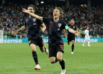 Modric worthy of Ballon d'Or, says Lovren