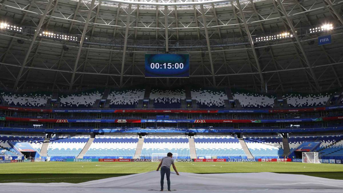 Uruguay - Russia: how and where to watch: times, TV, online