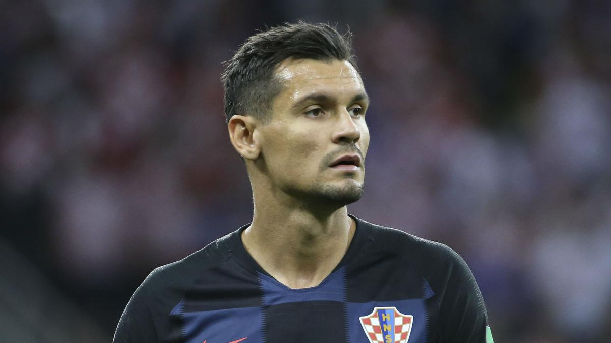 Croatia looking out for number one - Lovren
