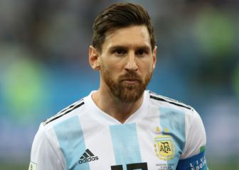 All eyes on Messi to rescue Argentina's World Cup