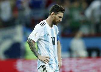 Messi is frustrated and hungry – Mascherano