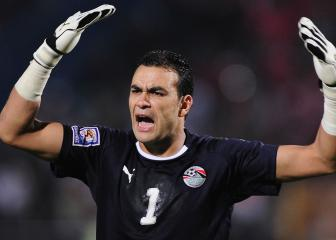 El Hadary makes history as World Cup's oldest player