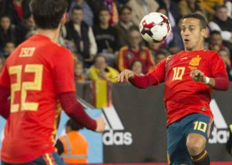 Spain vs Morocco team news: Iniesta, Thiago start for La Roja