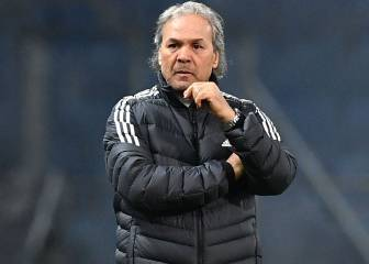 Algeria fire head coach Madjer