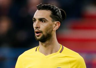 Pastore lands in Italy as Roma move edges closer