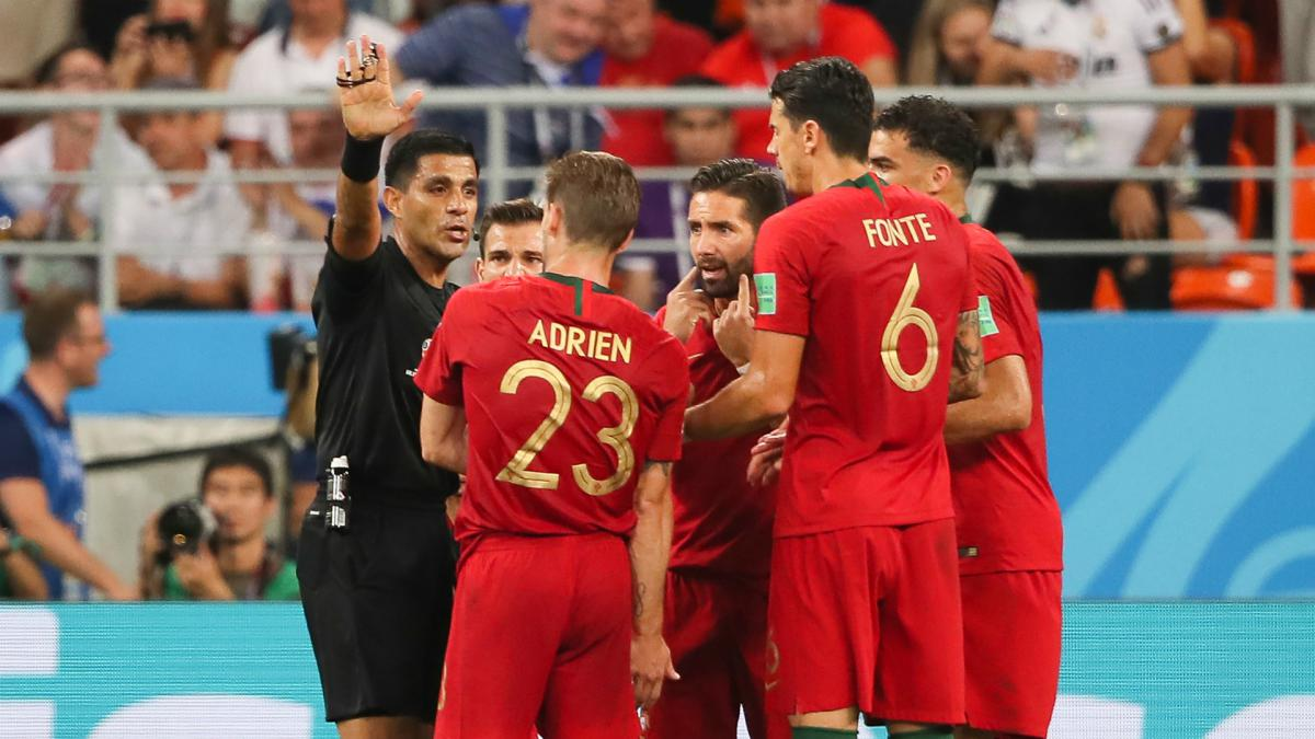 Russia 2018 breaks World Cup penalties record as VAR drama continues to steal spotlight