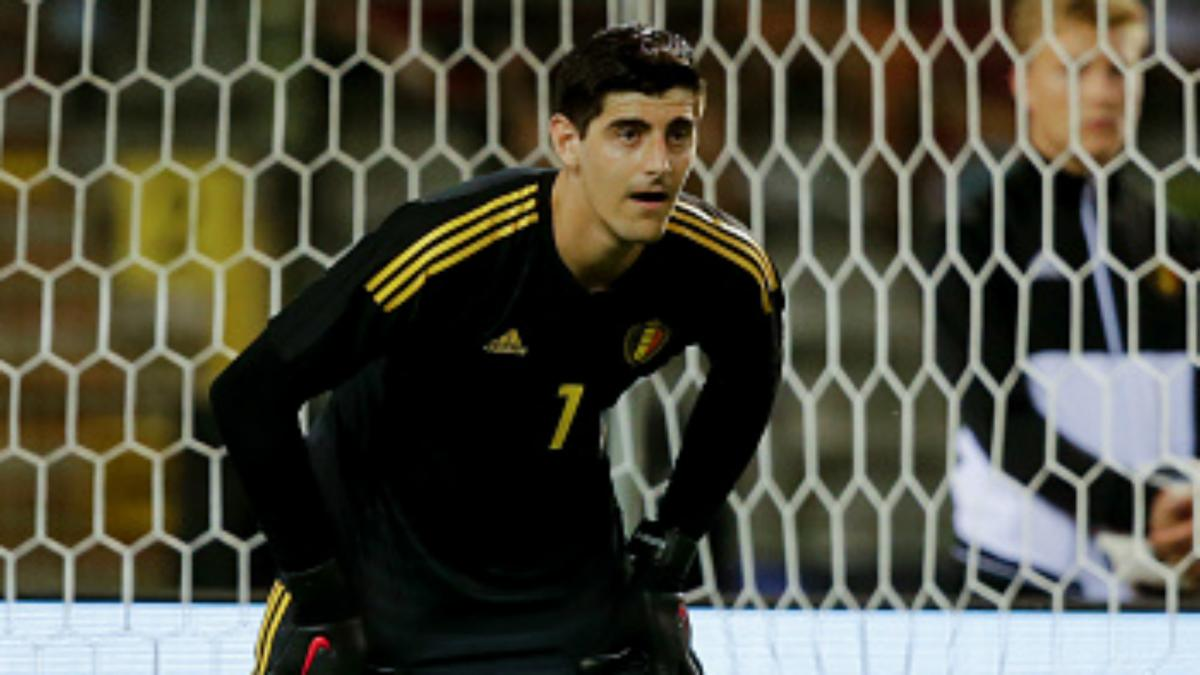 Pride at stake for Courtois and Belgium