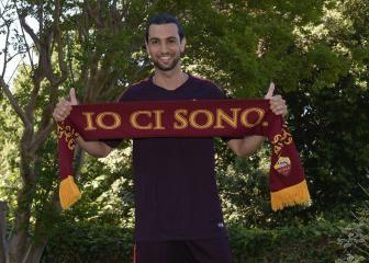Pastore completes Roma medical ahead of PSG switch