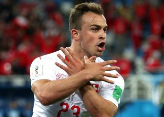 Albanian minister joins drive to fund Shaqiri, Xhaka fines
