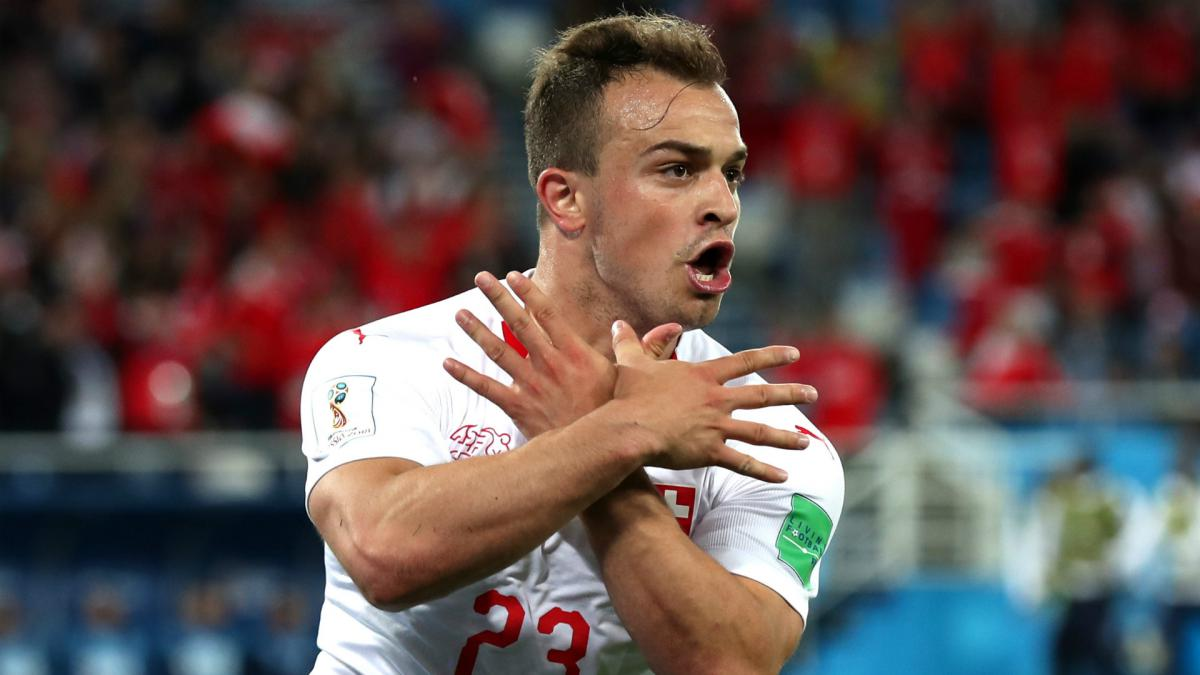 Albanian politician joins viral campaign to fund Shaqiri, Xhaka fines