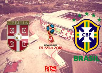 Serbia - Brazil: how and where to watch: times, TV, online
