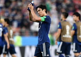 Japan's Hasebe wants a win to seal last-16 spot in style