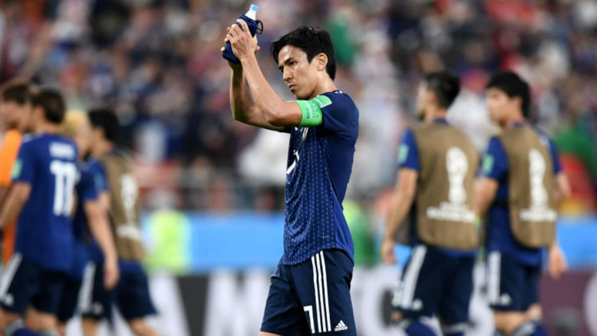 Japan v Poland: Hasebe wants win to seal last-16 spot in style