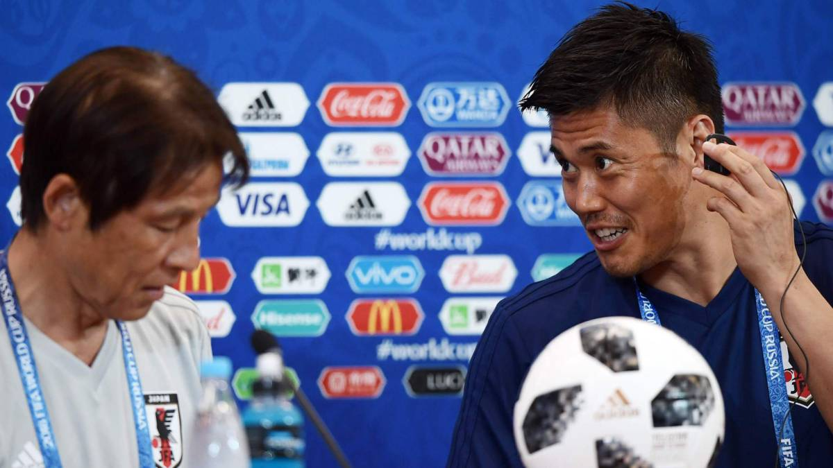 Japan goalkeeper Kawashima given vote of confidence despite Senegal mistake