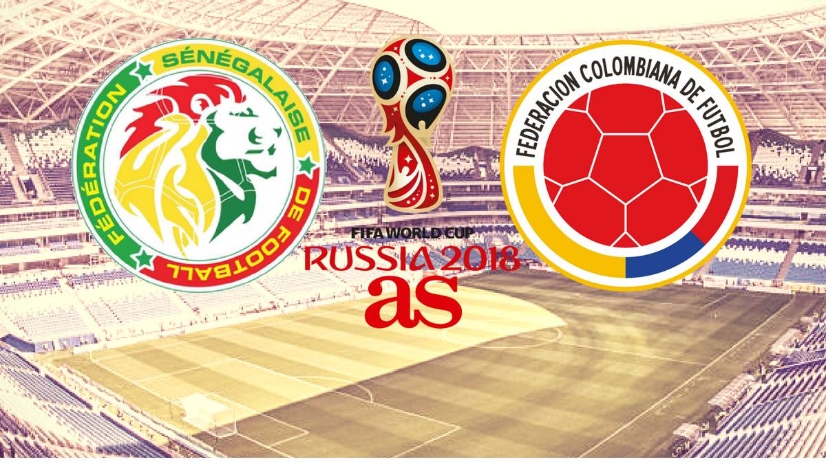 Senegal - Colombia: how and where to watch: times, TV, online