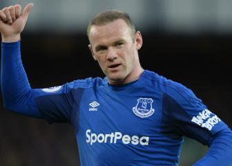 Rooney departs for USA ahead of MLS move