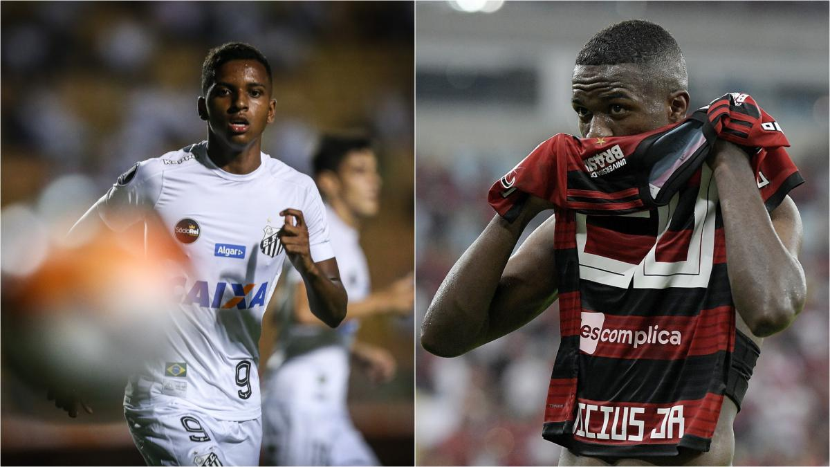 Vinicius and Rodrygo will not play at Madrid, warns Seedorf