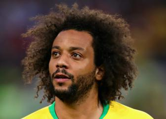 Hotel mattress blamed for Marcelo injury