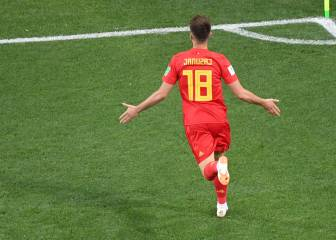 Januzaj wonderstrike settles matters at the top of Group G