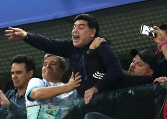Maradona offers reward for details on death hoax audio