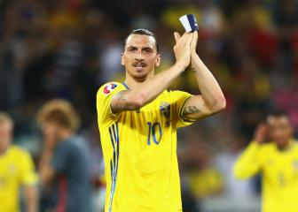 Ibrahimovic: Sweden are taking over the world like I did