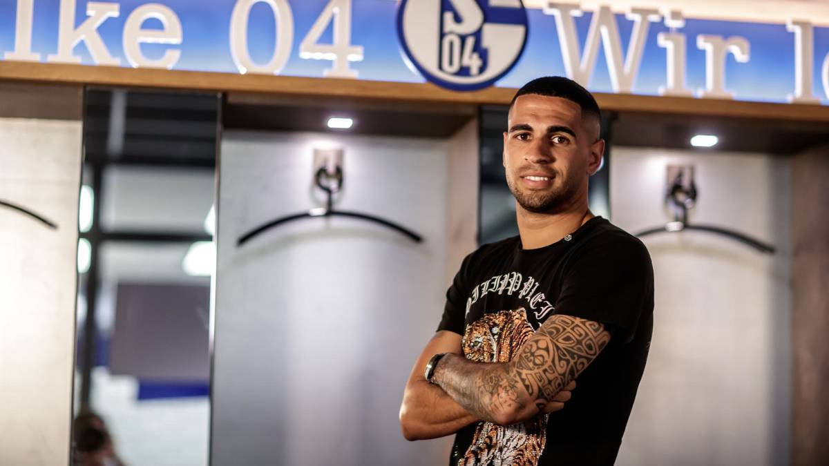 Mascarell: Real Madrid youth product joins Schalke