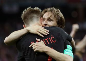 Rakitic: Modric and Iniesta are from different planets